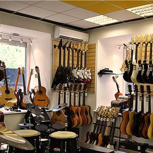 Музыкальные магазины Новороссийска