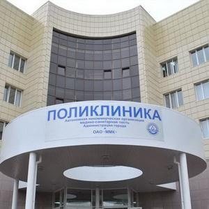 Поликлиники Новороссийска