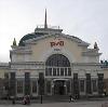 Железнодорожные вокзалы в Новороссийске