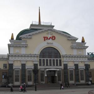 Железнодорожные вокзалы Новороссийска